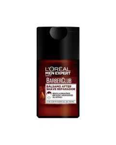 Loreal  Bálsamo Men Expert After Shave Barber Club x 125 mL